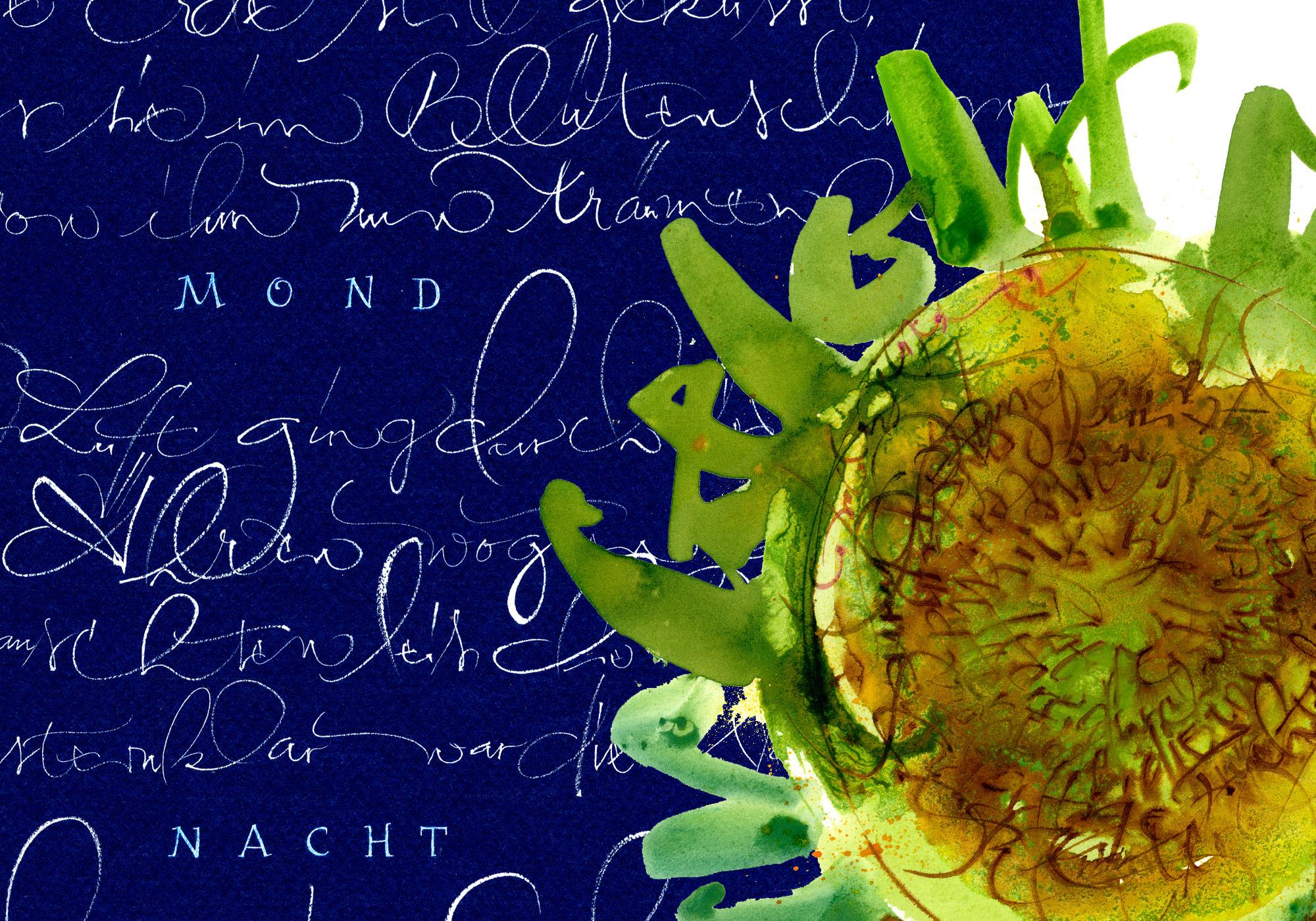 Akademie Wildkogel – Erding – Schreiben mit dem Spitzpinsel<br /> Do - Fr, 15. & 16.10.2020, jeweils 10-17 Uhr