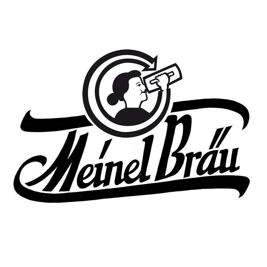 Meinel Brauerei Logo Design