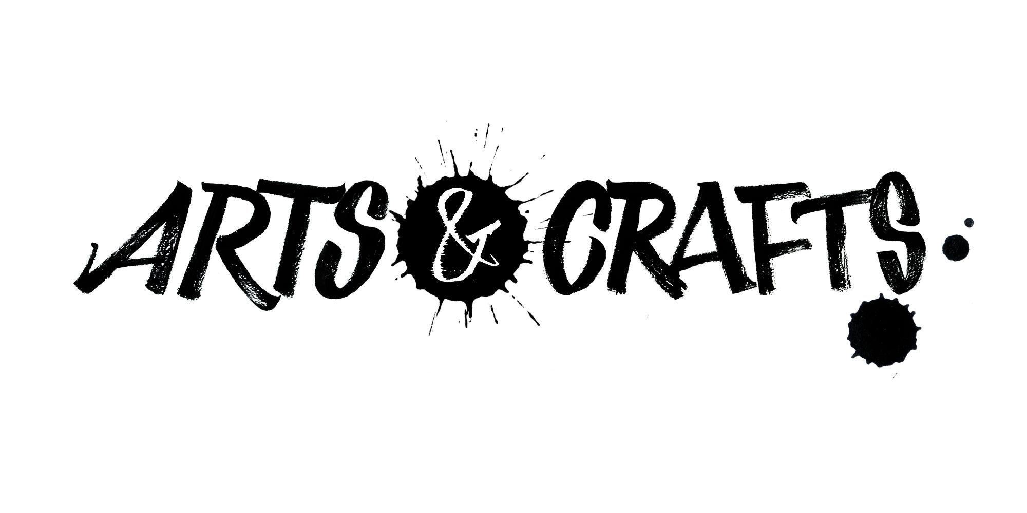 Arts & Crafts – Logodesign -EventPerformance